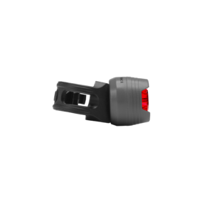 Cube RFR Diamond HQP Fietsverlichting red LED grijs/zwart